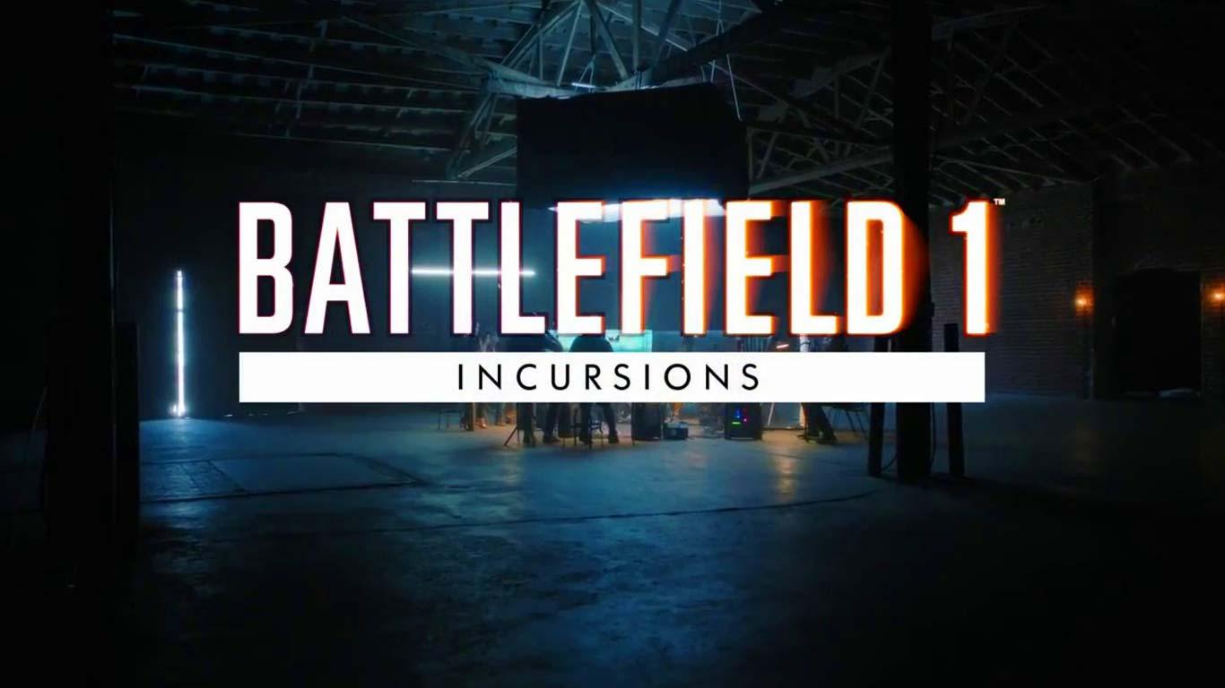 Battlefield 1 Incursions: EA Ingresará a los esports