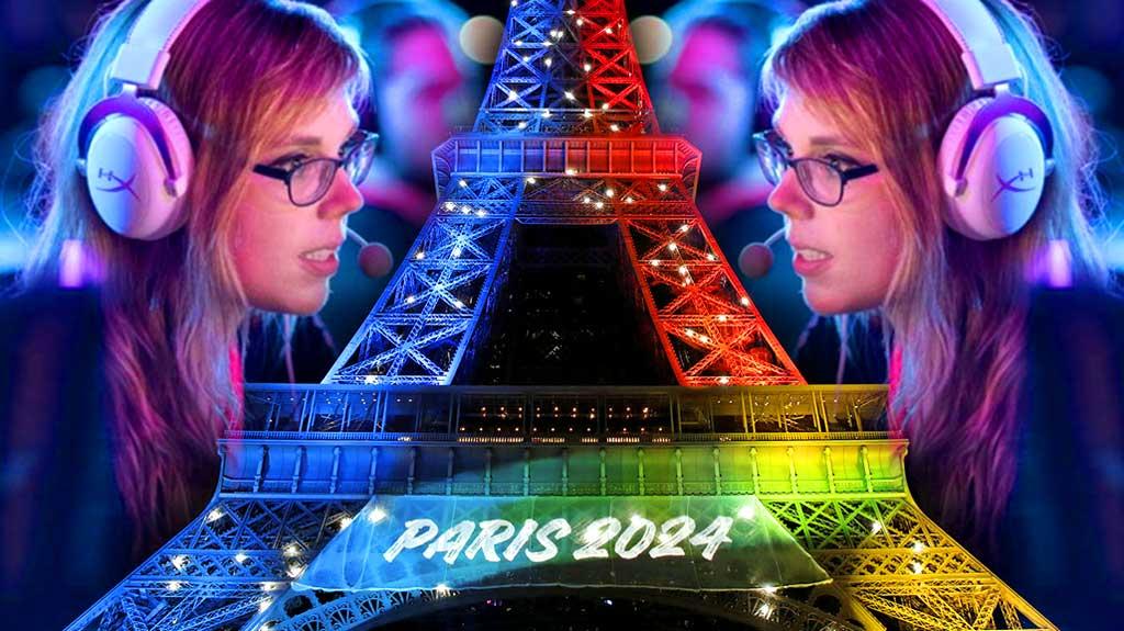 eSports en Juegos Olímpicos de París 2024