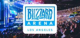 Blizzard Arena Los Ángeles: La Nueva Casa Esports Oficial de Blizzard