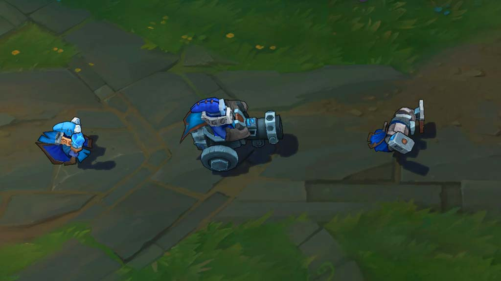 Blue Minions de League of Legends