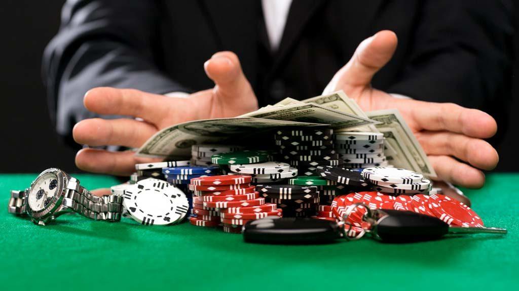 Dinero en apuestas esports