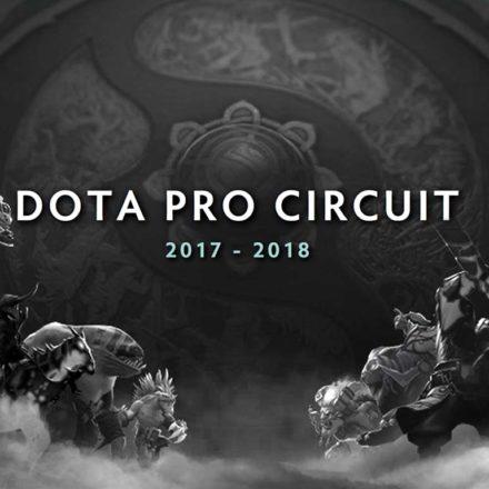 Dota 2 Pro Circuit, lo Nuevo de Valve