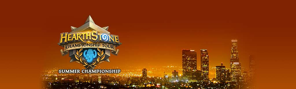 Hearthstone Summer Championship Tour 2017 se jugará en Blizzard Arena L.A.