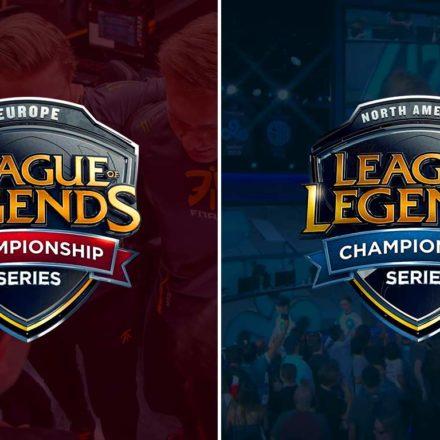 Resumen de las Semifinales Regionales LCS 2017 EU y NA